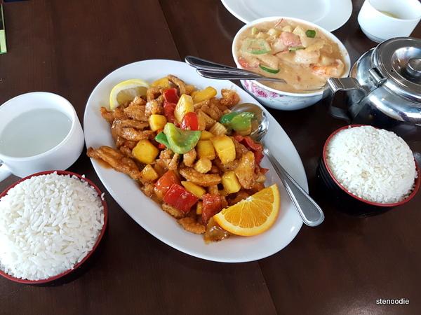 Thai One On food