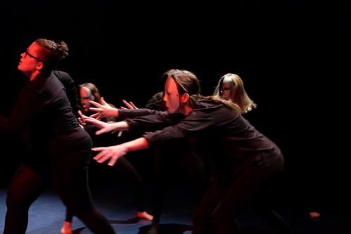 Tellus – en dansföreställning om planeten vi kallar för världen – av Alexandra Boutros