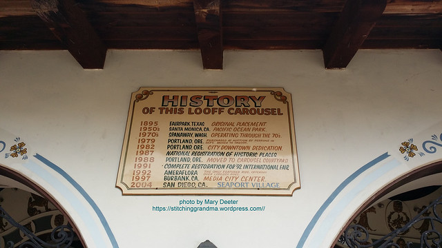 History of the Looff Carousel