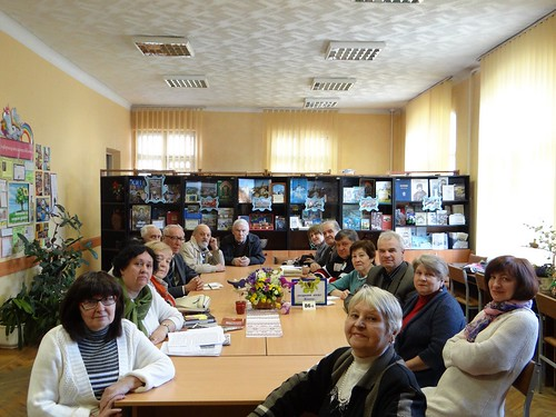 "Клуб ""Кияни"" 15.04.18 О. Грибоєдова"