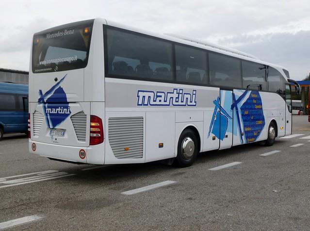 Mercedes Tourismo Martini, Panasonic DMC-SZ3