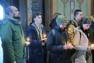 Панихида в Софийском соборе 200