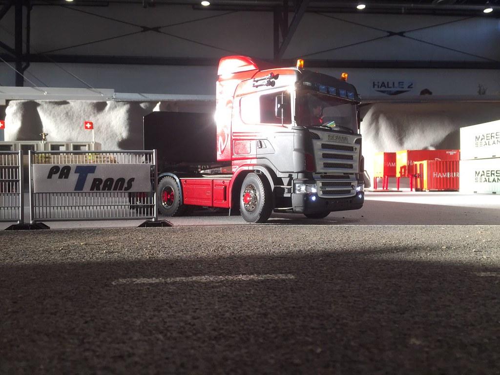 Marco Aegler's Scania