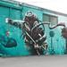 Impressive Graffiti in Dartmouth by Kreepy.One