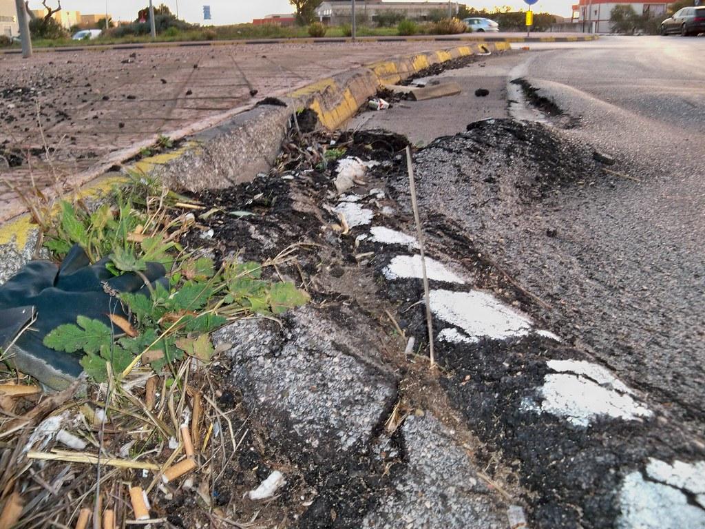 chiusura buche lavori stradali