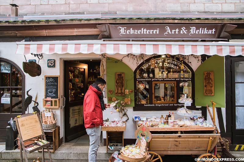 Patio de los Artesanos, Nuremberg