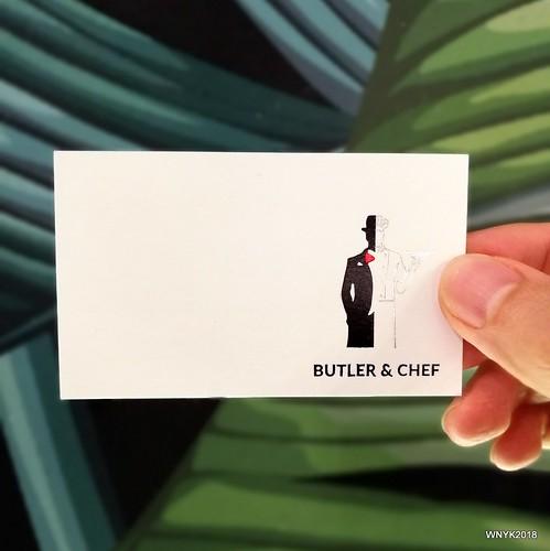 Butler & Chef