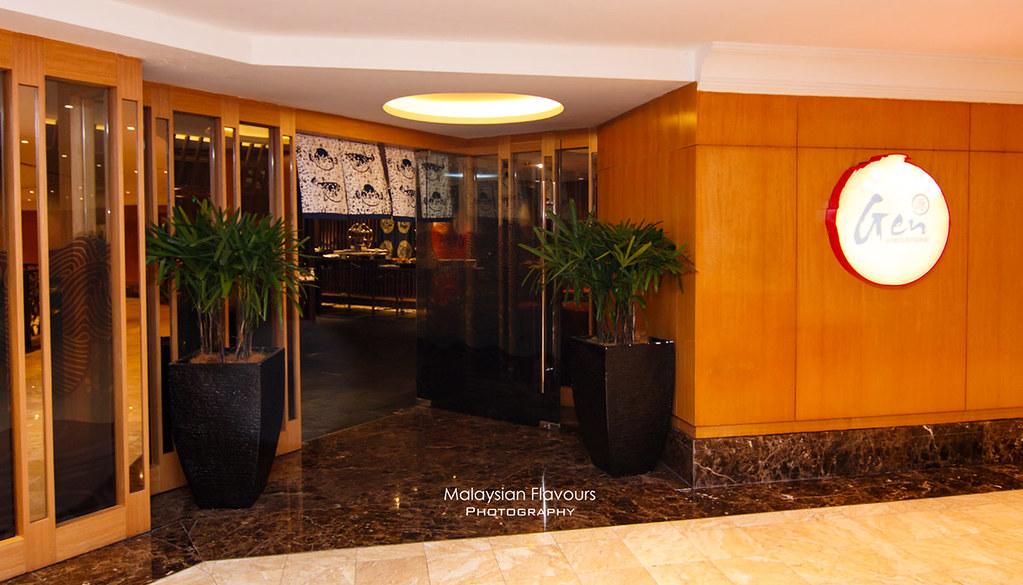 GEN Japanese Restaurant Sunway Putra Hotel
