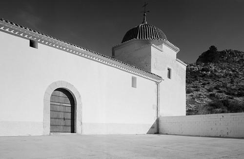 Ermita de San Lorenzo, Alcalá del Júcar, Albacete.