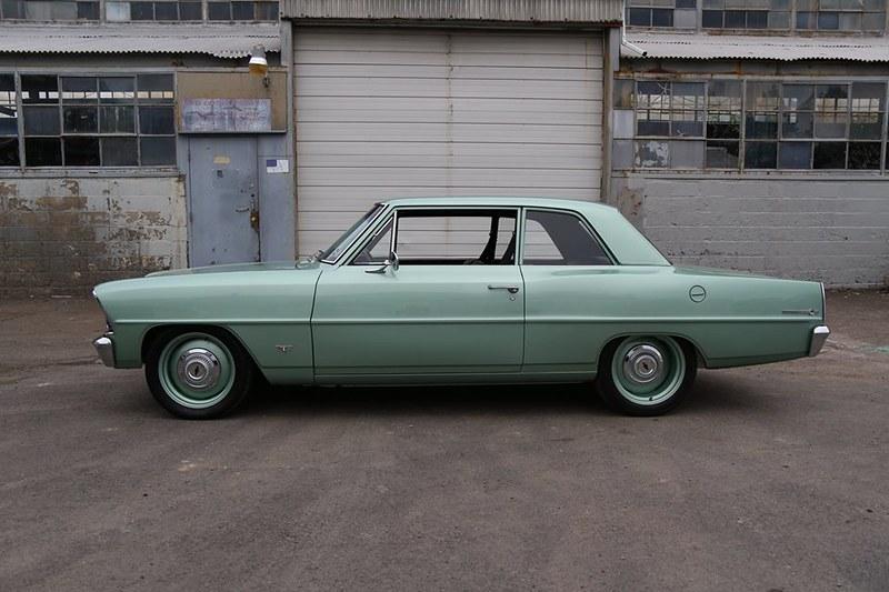 1962 1963 1964 1965 1966 1967 Chevy Ii Nova Chassis