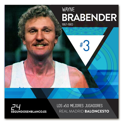 #3 WAYNE BRABENDER