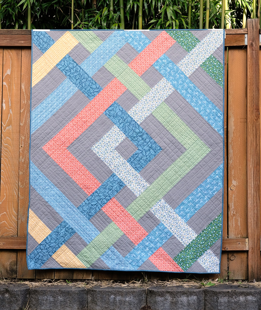 Miss Mustard Seed Quilt