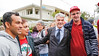 Visita ao ex-presidente Lula