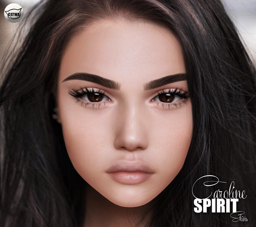 SPIRIT Skins - Caroline [Catwa] - TeleportHub.com Live!