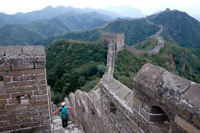 Great Wall of China - 2016-11