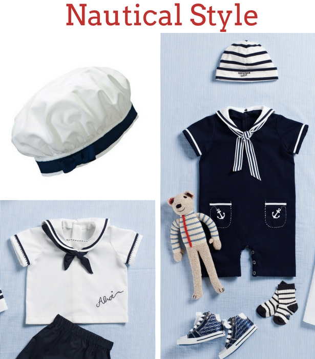 Royal Baby Style Nautical