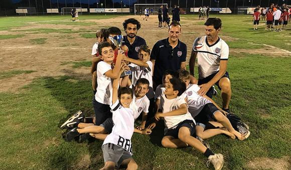 Vittoria a Povegliano per i Minipulcini 2009 della Virtus!