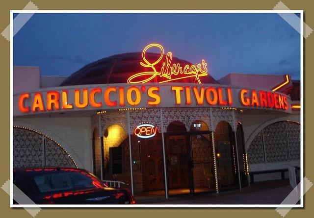 Carluccio's Tivoli Gardens - Las Vegas