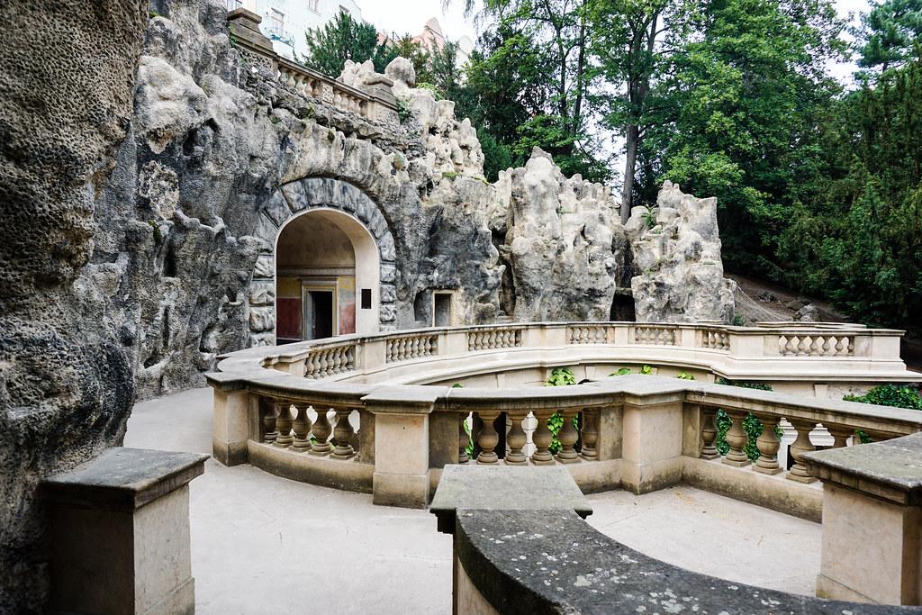 Praga | Park | Co zwiedzić