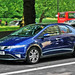 Honda Civic - 193 D 135 - Japan Diplomat