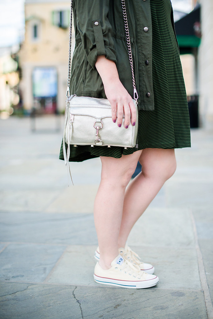 Striped Swing Dress-@headtotoechic-Head to Toe Chic