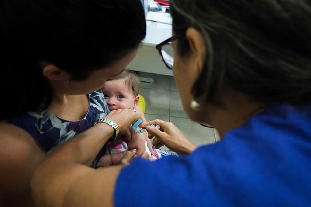 Casos de sarampo crescem em Manaus e somam 881 casos