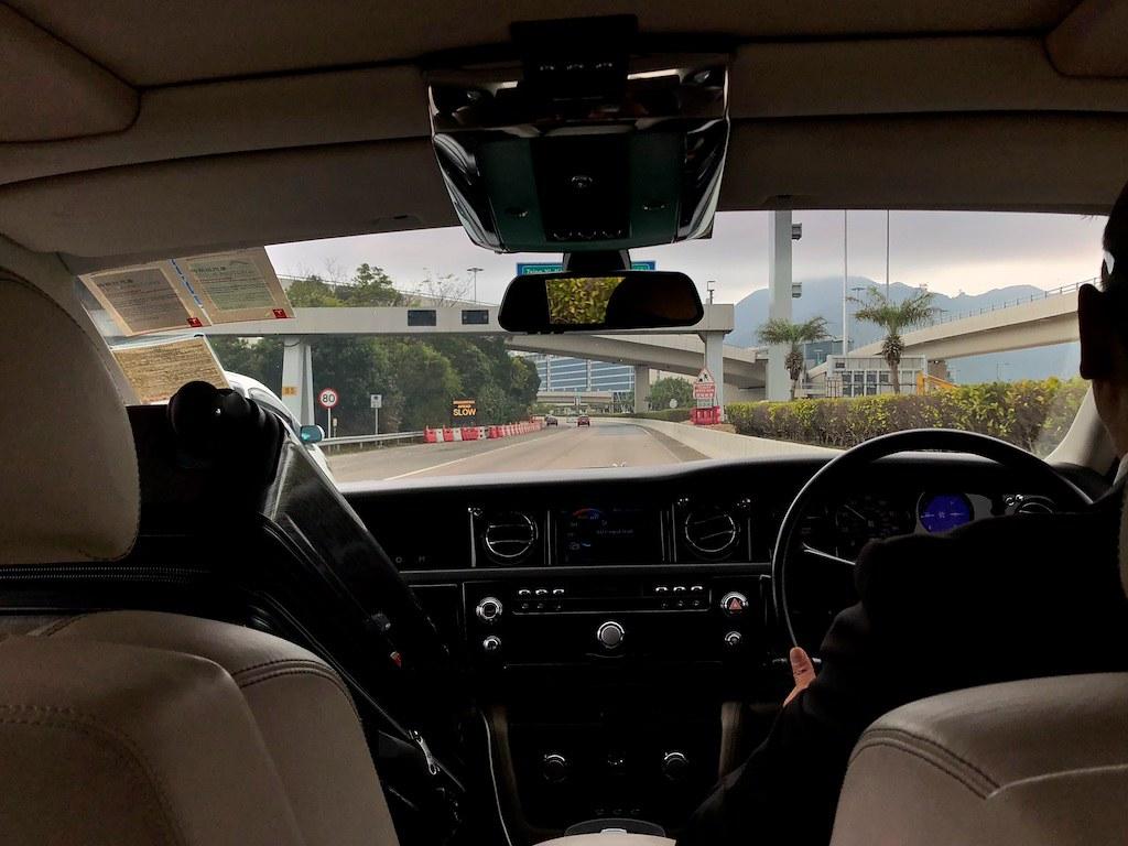 Rolls Royce Ritz-Carlton Hong Kong 17