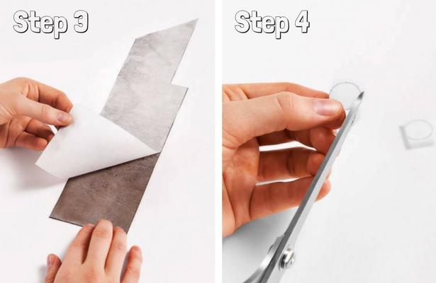 DIY Pencil Case Steps 3 4