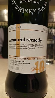 SMWS 44.91 - A natural remedy