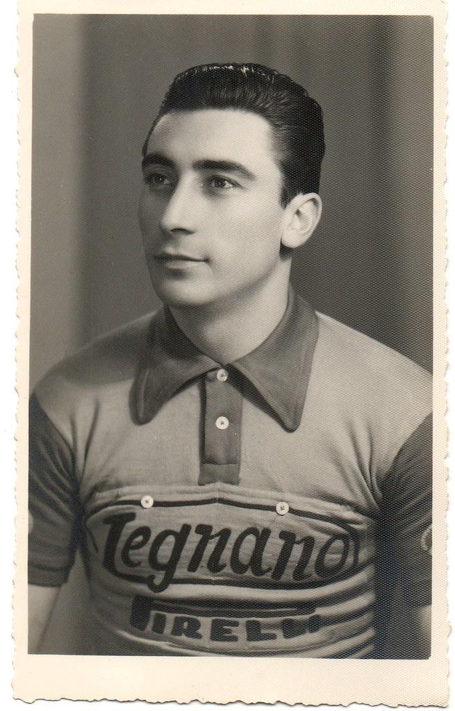 Widmer maglia Legnano (foto inviata dal figlio Marco)
