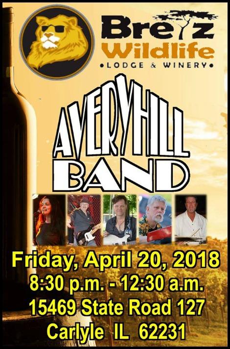 Avery Hill 4-20-18