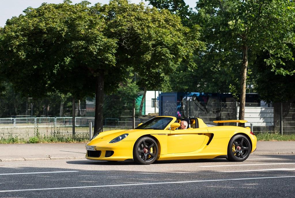 Carrera GT.