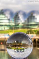 Crystal ball shots