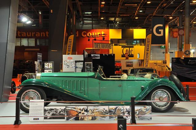 Les Bugatti Royale