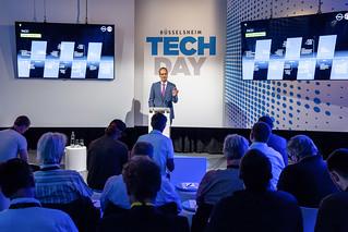 Rüsselsheim #TechDay: Forschung & Entwicklung hautnah