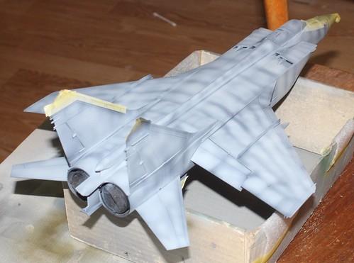 MiG-31B Foxhound, AMK 1/48 - Sida 7 42047252675_a3930c349e