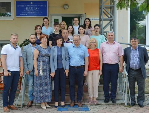 14.06.2018 Comisia administrație publică - vizită de documentare în raionul Soroca