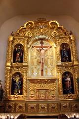 San Antonio - Downtown: San Fernando Cathedral - Main Altar