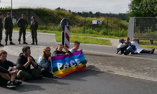 Büchel-Blockade