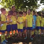 Fiesta del Deporte junio 2018.