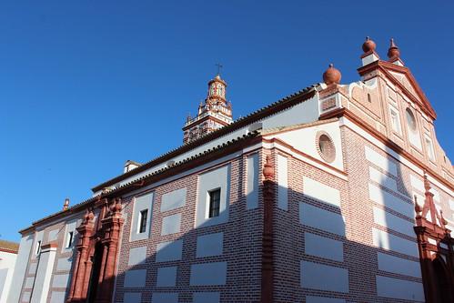 Parroquia Santa María la Blanca (Fuentes de Andalucía).