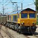 GBRf 66 703, West Ealing, 21-06-18