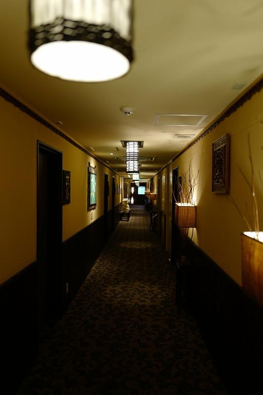 HOTEL SPA ANDA RESORT伊豆高原ロンボック館廊下