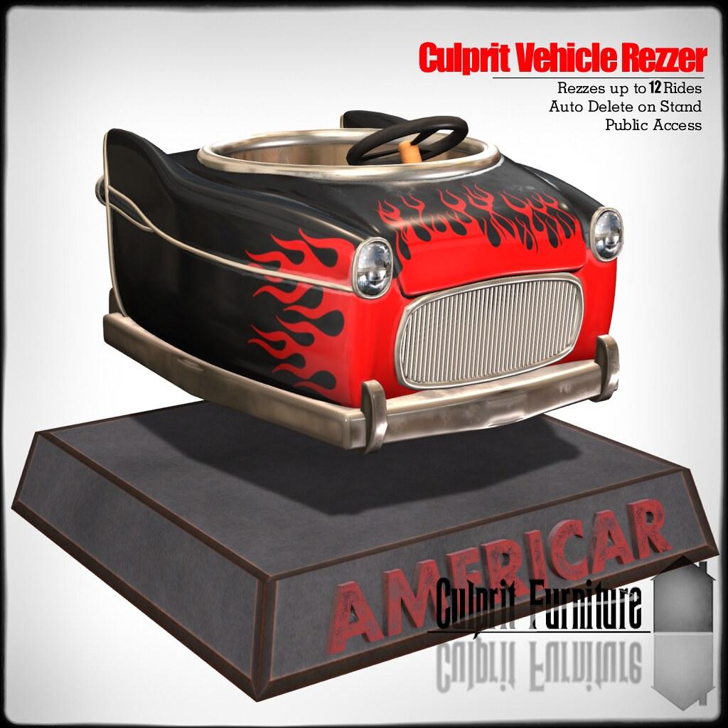 Americar_Hotrod_Flames - TeleportHub.com Live!