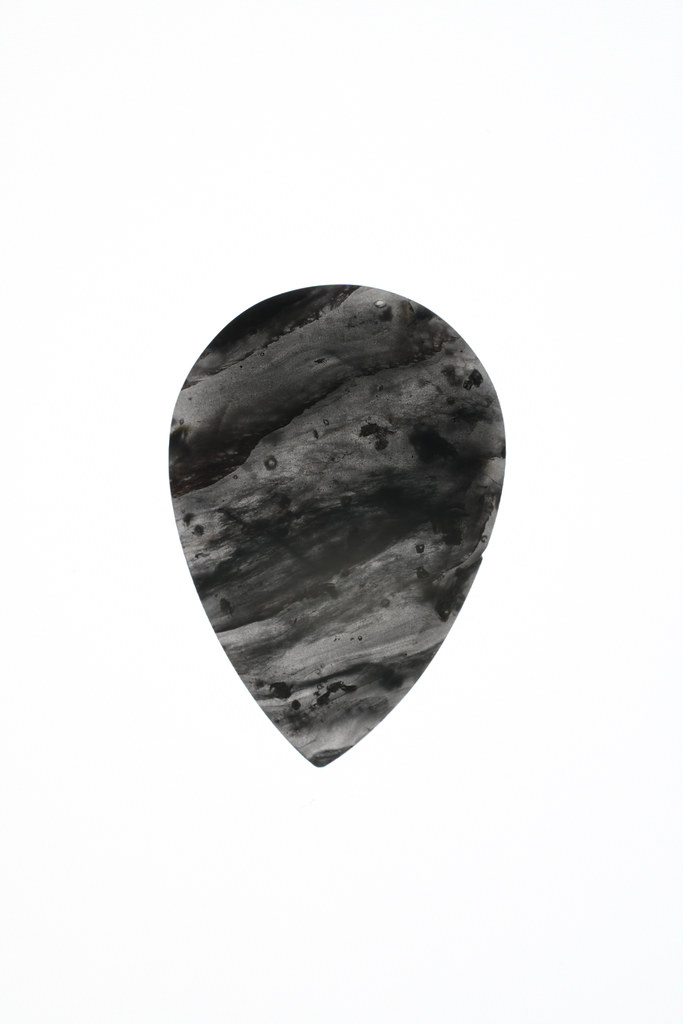 Obsidian (Transmitted light)