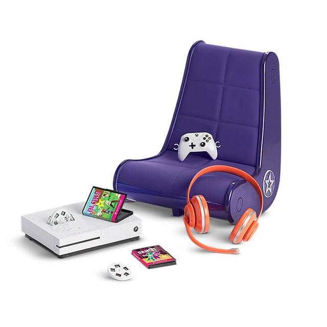 American Girl - Σετ παιχνιδιών Xbox