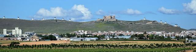Consuegra (Castilla-La Mancha, España, 12-6-2018)