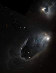 Herbig-Haro Objects in Cassiopeia
