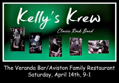 Kelly's Krew 4-14-18