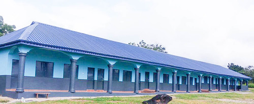 "A huge ""Thank You"" to Misean Cara, the international and Irish faith-based funding agency, who granted the Ijio area in Nigeria funding to build a block of six classrooms for St Mary's Catholic Nursery and Primary School"